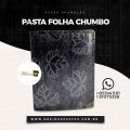 Folha Prata ( Chumbo )  Nº 4